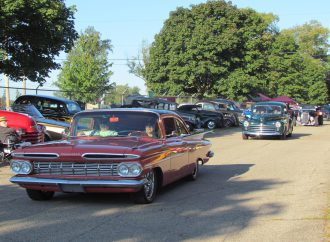 Street rodders salute award winners at Kalamazoo
