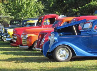 Street rodders Nationals North becomes a neighborly affair