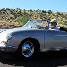 Porsche 'Outlaws' head for high country