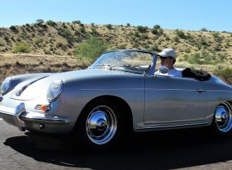 Porsche 'Outlaws' head for high country