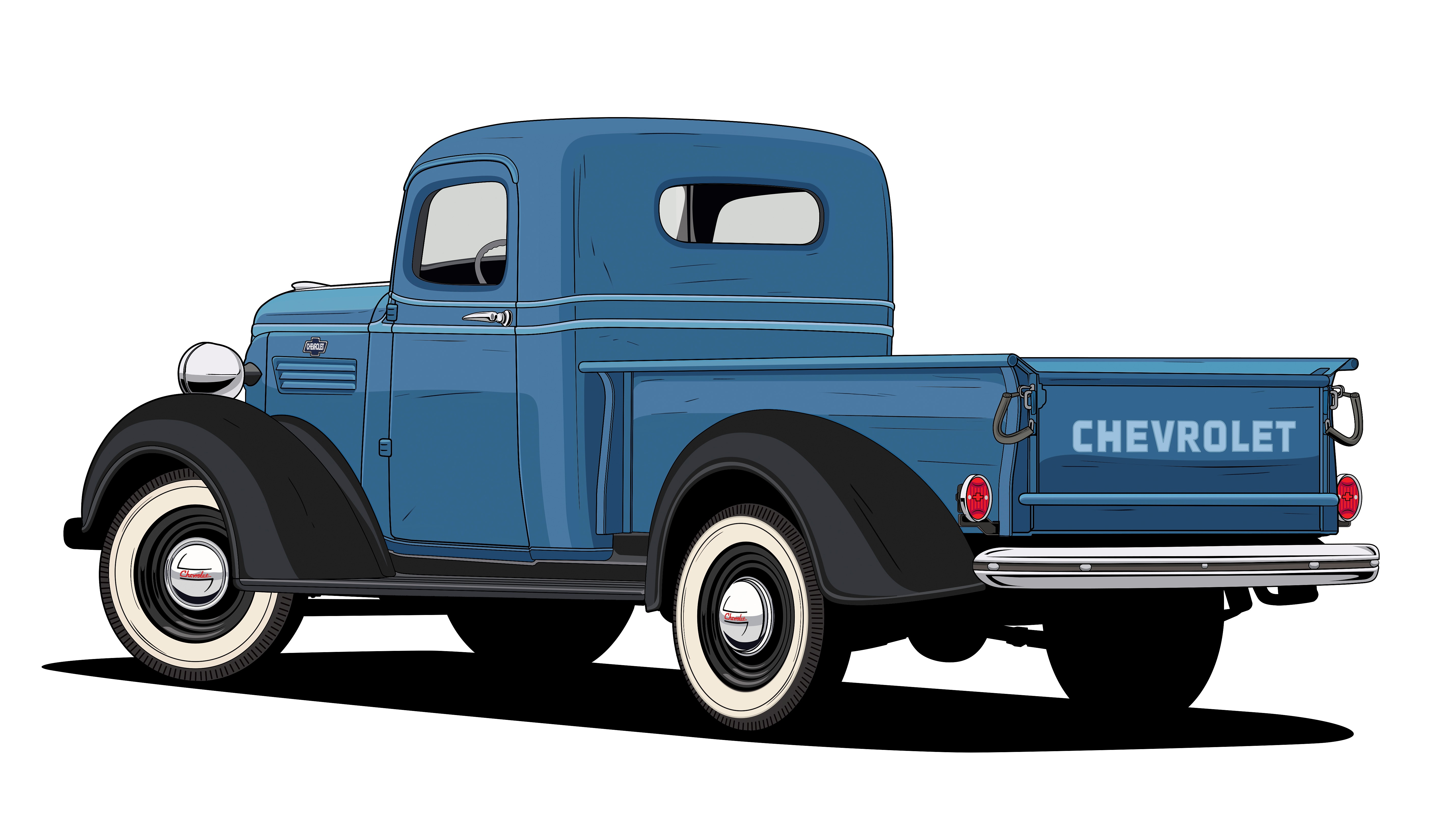Chevrolet celebrates 100 years of trucks by choosing 10 \'most-iconic ...