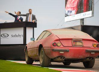 RM Sotheby's Ferrari auction generates more than $75 million