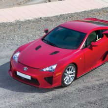 Lexus LFA: Buy it now — while it's still affordable