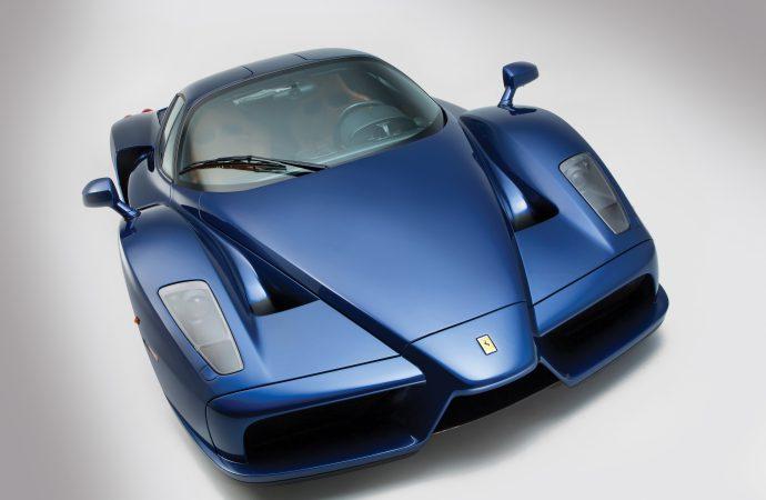 Uniquely colored Ferrari Enzo tops RM Sotheby's London auction