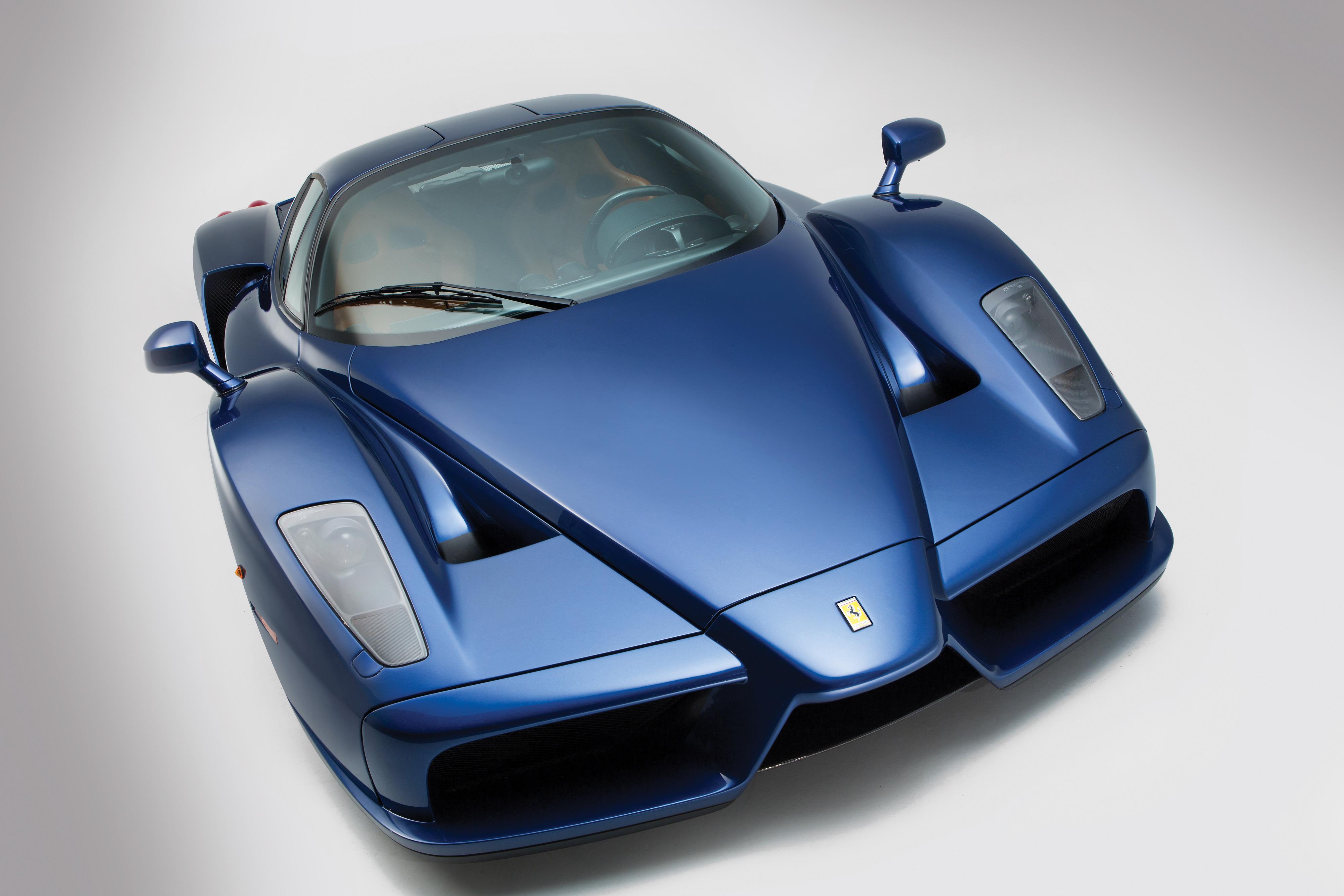 ferrari 2014 enzo blue. uniquely colored ferrari enzo tops rm sothebyu0027s london auction 2014 blue