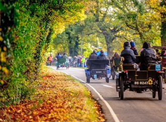 London to Brighton Veteran Car Run to follow new route