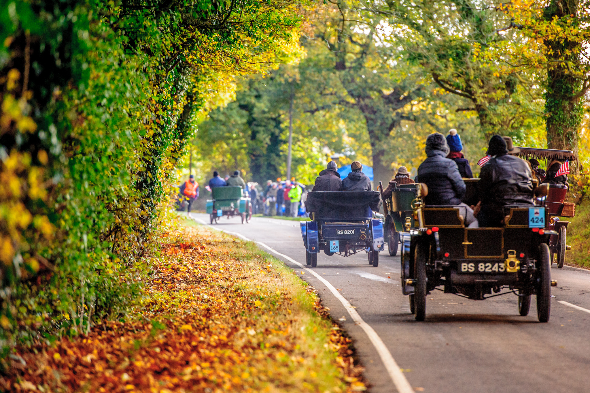 London to Brighton Veteran Car Run to follow new route - ClassicCars ...