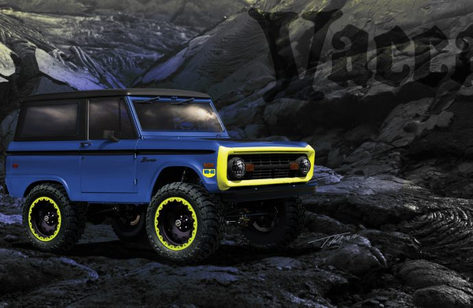 WD-40 and Vaccar turbocharge an off-road classic
