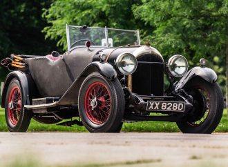 Pre-war Bentleys join docket for Bonhams auction at Simeone museum