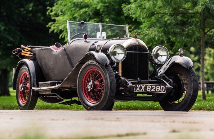 Pre-war Bentleys join docket for Bonhams auction at Simeone museum