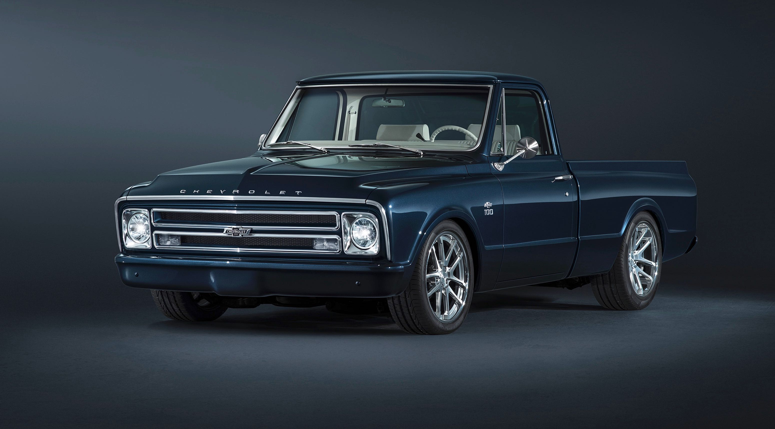 Chevy expands Truck Legends program across the country ClassicCars