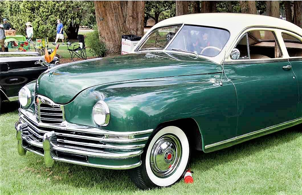Pick of the Day: 1948 Packard Super 8 - ClassicCars.com Journal