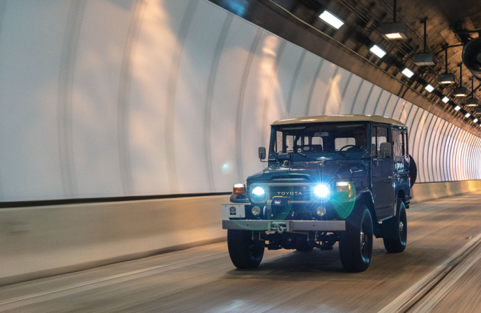 FJ Company brings new meaning to classic Land Cruisers