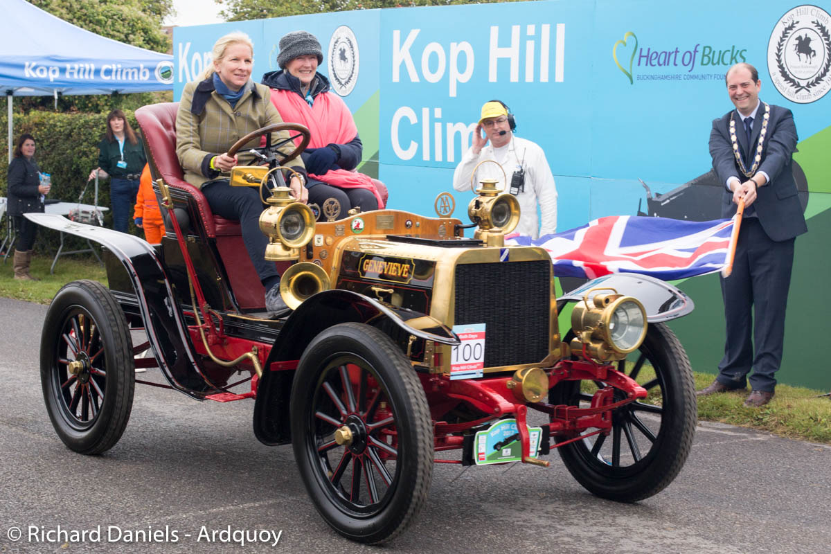 Movie Star Car And Edd China S Couch Highlight Kop Hill