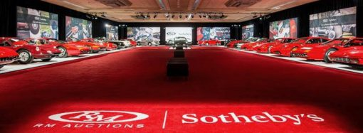 Can a classic car auction generate more income in a weekend than a new car dealership does in a year?