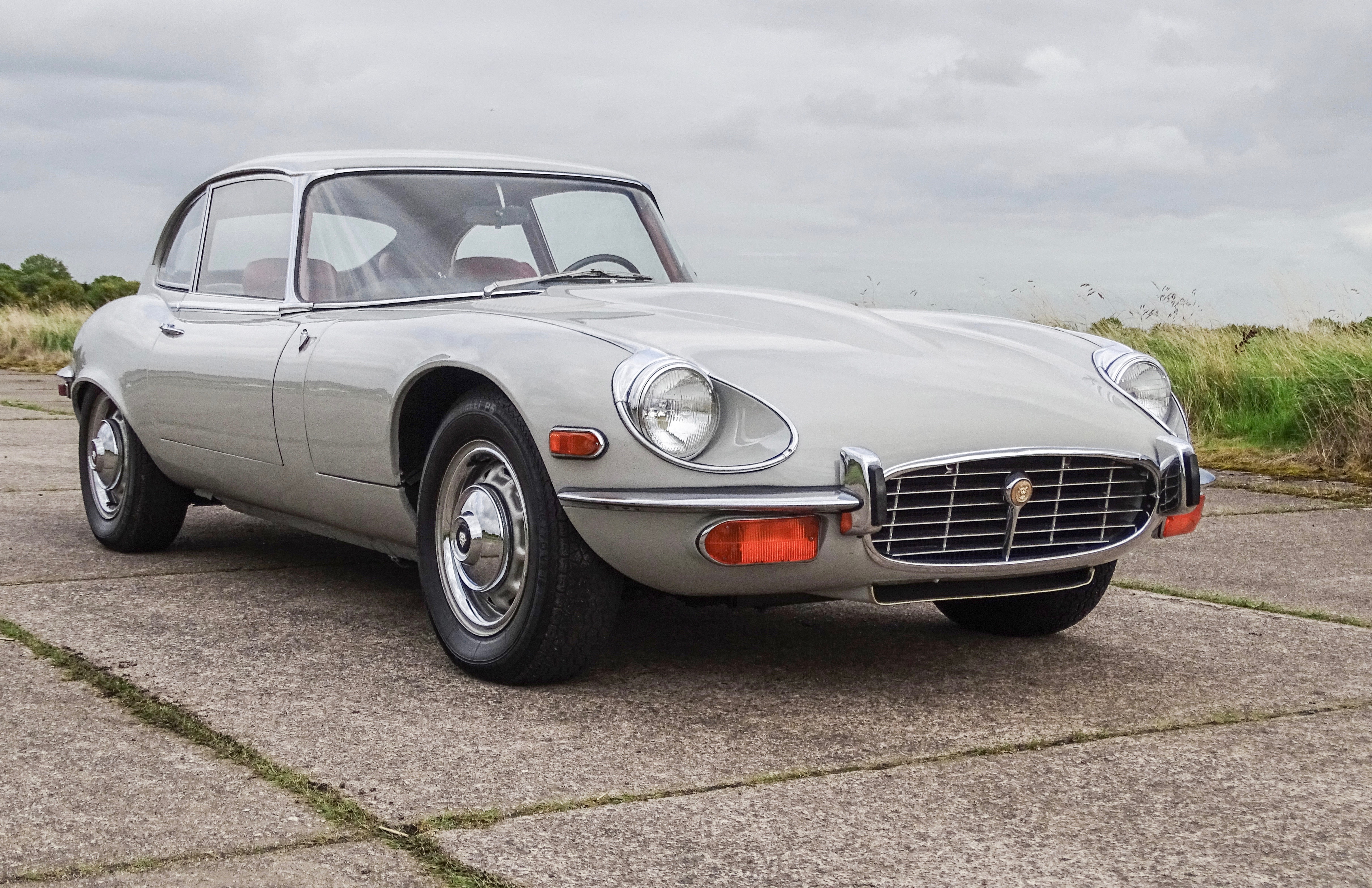 Ghost E type reappears and heads to auction ClassicCars Journal