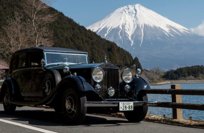 Variety of rallies and tours open to vintage vehicles and enthusiasts