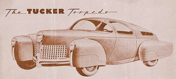 Tucker Torpedo concept to debut at AACA gala, and other museum news
