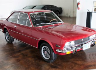 Pick of the Day: 1971 Fiat 124 Coupe