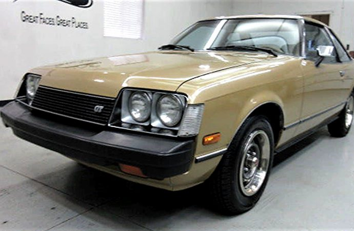 Pick of the Day: 1978 Toyota Celica GT