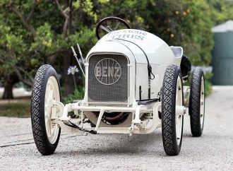 Historic Prinz Heinrich Benz at Bonhams