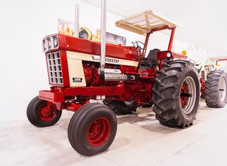 'Back Forty' tractor auction generates nearly $1 million