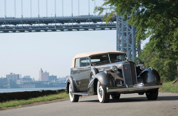 Chicago museum's V-16 Cadillac headlines RM Sotheby's Hershey sale