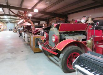 Trucks, fire engines and more in VanDerBrink's Lewis collection sale