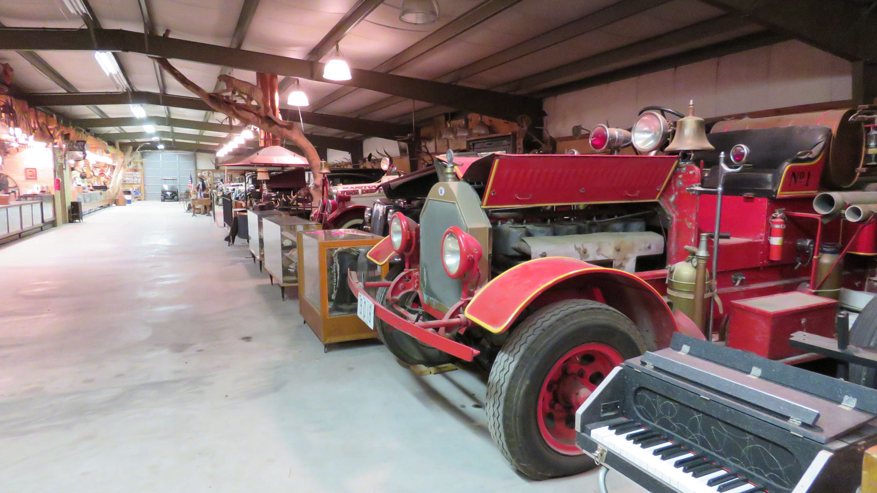Trucks, fire engines and more in VanDerBrink\'s Lewis collection sale ...
