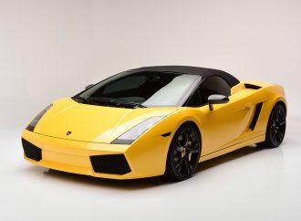 Barrett-Jackson Countdown: 2007 Lamborghini Gallardo Spyder