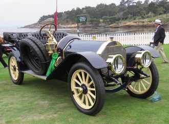 Classic Profile: 1910 Pierce-Arrow Model 48 Miniature Tonneau