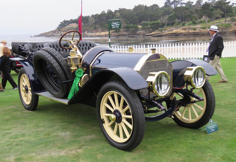 Pierce Race Cars: Classic Profile: 1910 Pierce-Arrow Model 48 Miniature