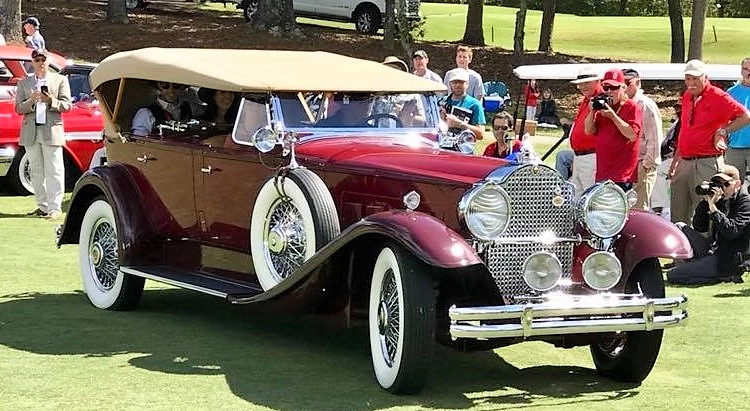 AACA Fall Meet Super Chevy Show Top The List Of Concours And Events - Aaca car show
