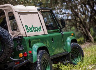 Retro, not resto-mod Land Rover going on tour