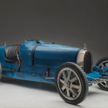 1925 Bugatti Type 35 racer heads Artcurial's Paris auction docket