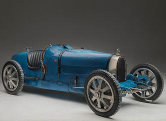 1925 Bugatti Type 35 racer heads Artcurial's Paris auction docket