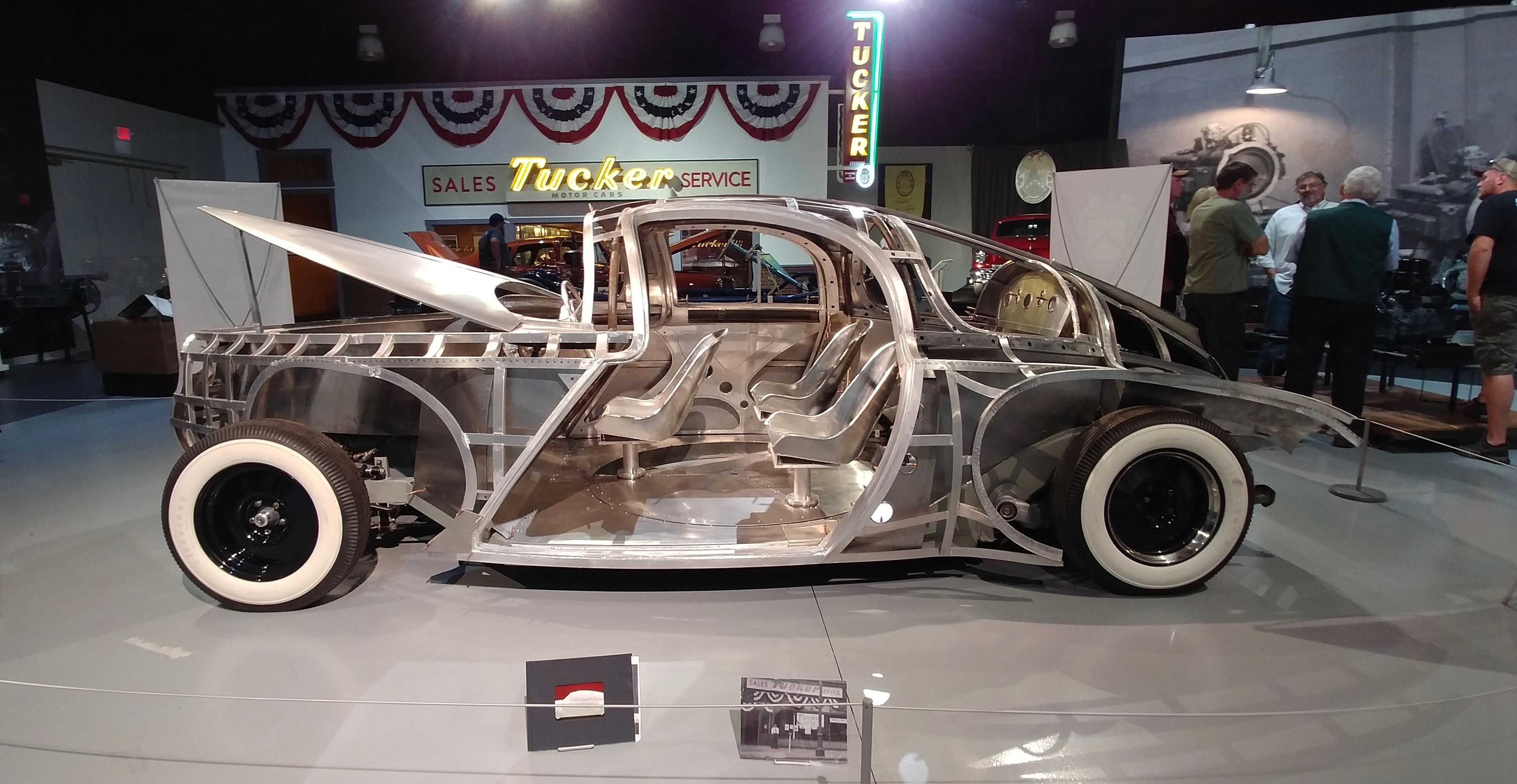 , Turning Tucker's dream into reality is families' affair, ClassicCars.com Journal