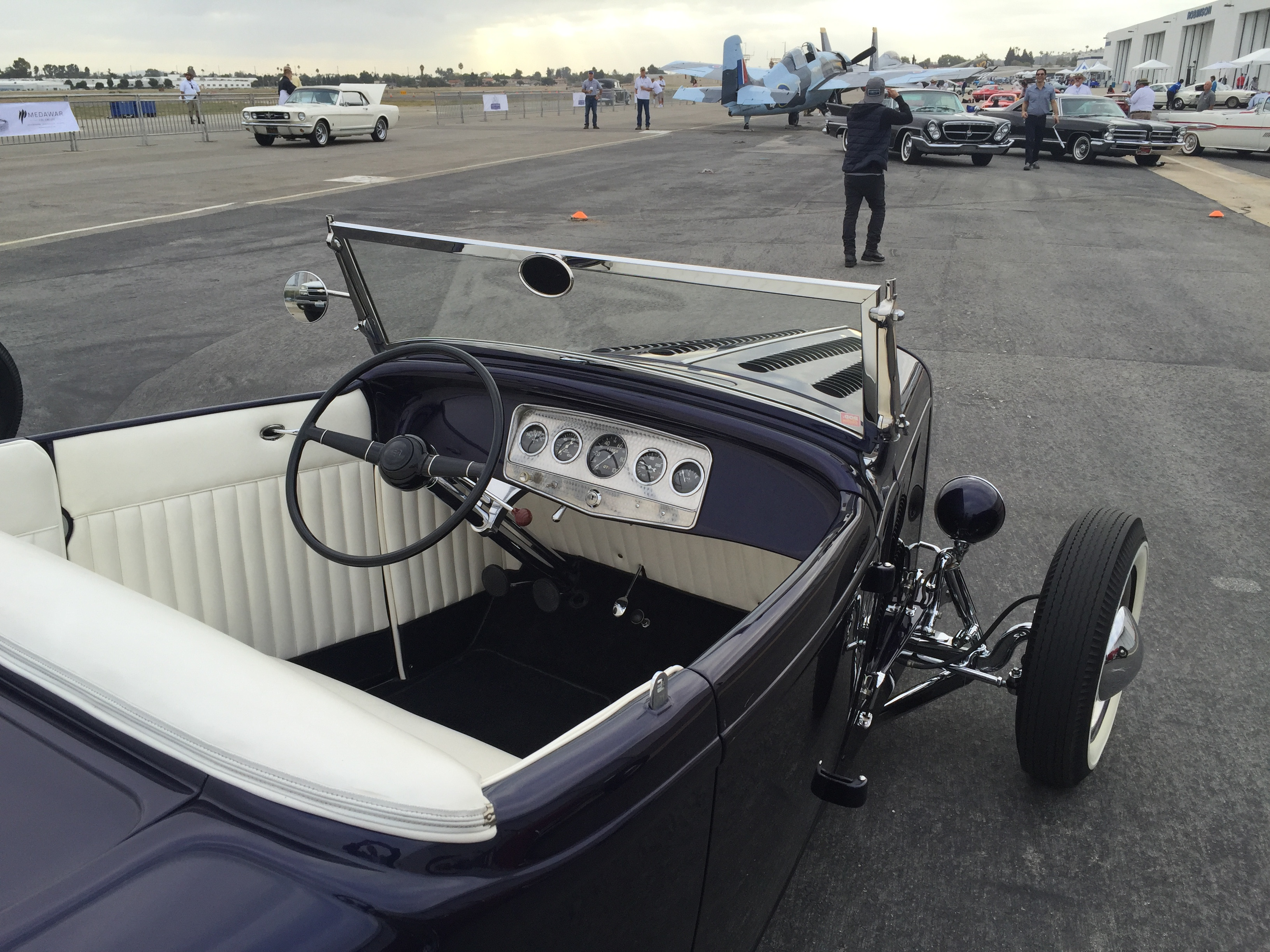 21PV17 \'32 Ford traditional hot rod - ClassicCars.com Journal