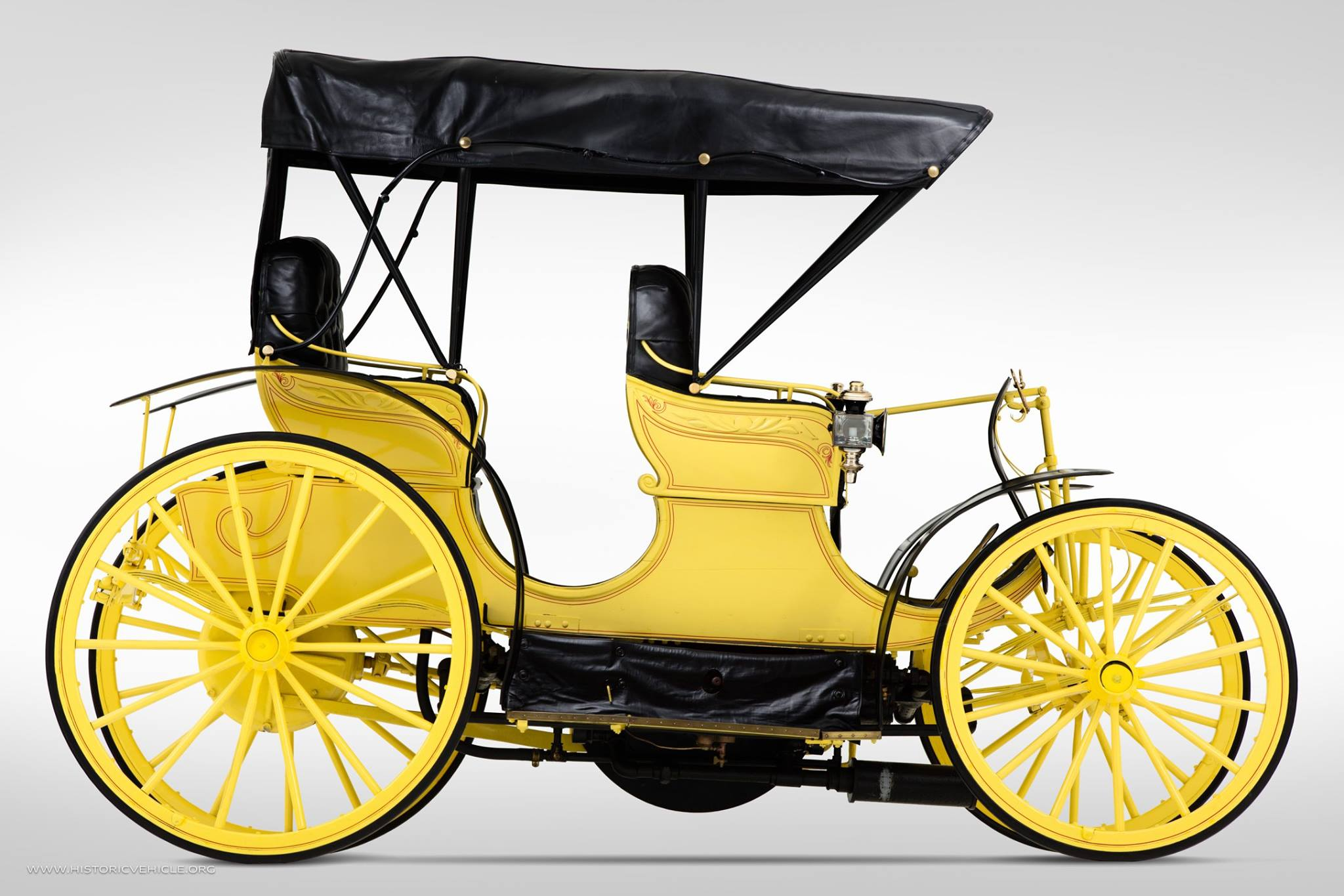 Only Benton Harbor \'horseless carriage\' inducted into national ...