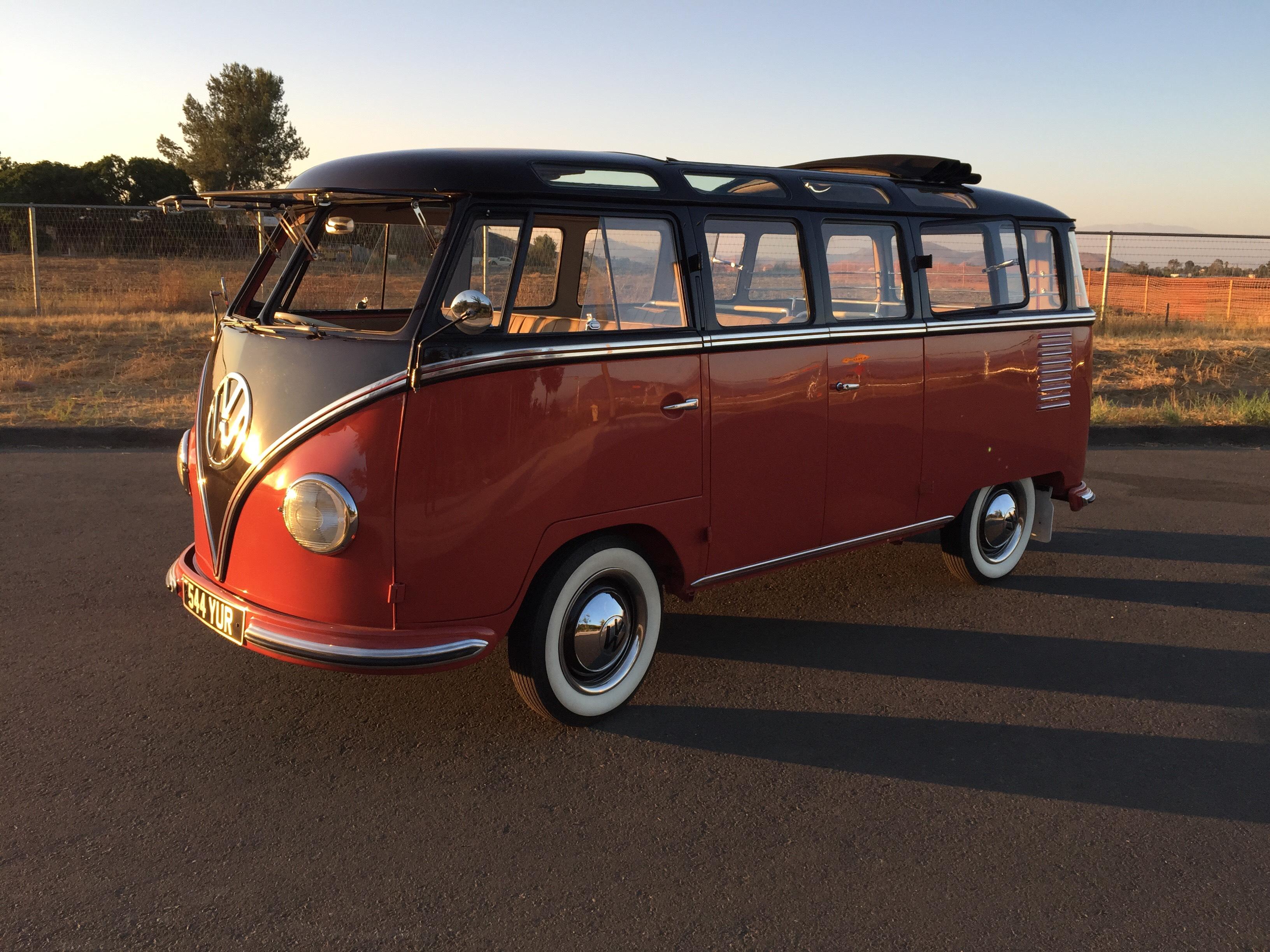 barrett-jackson vegas, Barrett-Jackson Countdown: 1956 Volkswagen 23-window Microbus, ClassicCars.com Journal