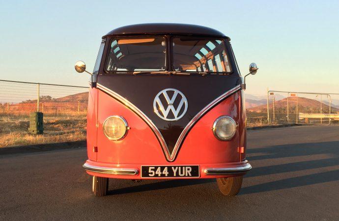 Barrett-Jackson Countdown: 1956 Volkswagen 23-window Microbus