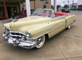 Cadillacs, including Nancy Sevenoaks' own, headline Leake's Dallas auction