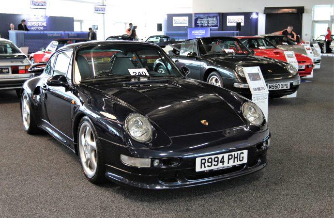 Porsche sale in the UK hits $3.28 million