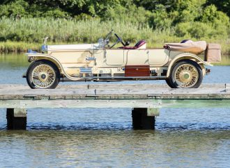 1913 Rolls stars at Bonhams sale at Simeone museum