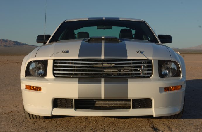 Barrett-Jackson Countdown: 2007 Shelby GT Concept car #1