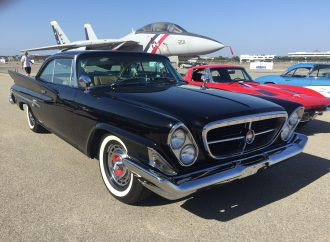 Palos Verdes concours flies to new heights at airport location