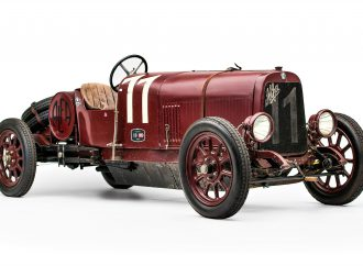 Oldest Alfa Romeo in RM Sotheby's sale