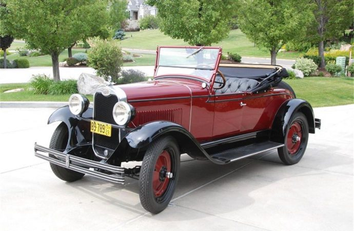 1928 Chevrolet AB National roadster