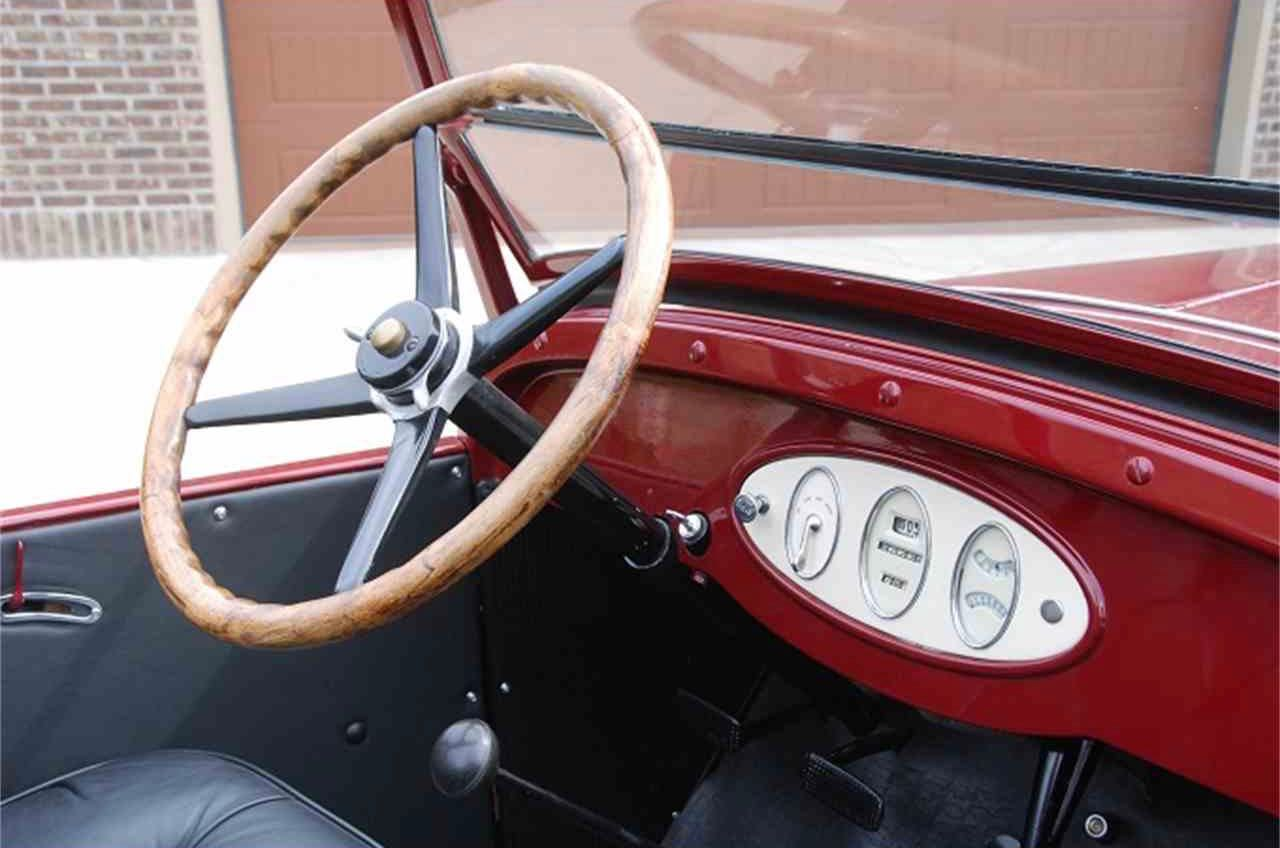 1928 Chevrolet AB National roadster - ClassicCars.com Journal