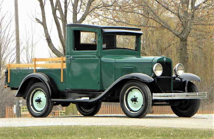 Pick of the Day: 1930 Chevrolet Pickup